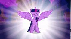 My Litttle Pony twilght princesa (español latino) - YouTube