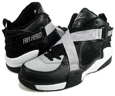 1c0fdfc776082a Yes please   Nike Air Raid   Used to rock them back in the days These were  my favorite sneakers back in the day.