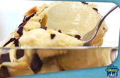 Λαχταριστό παγωτό μπανάνα με κουρκουμά , χωρίς ζάχαρη!!! Stevia, Ice Cream, Pudding, Sweets, Desserts, Recipes, Diabetes, Food Ideas, No Churn Ice Cream