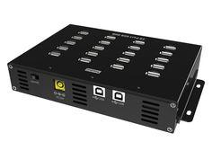 75.00$  Buy now - http://aliql1.worldwells.pw/go.php?t=32511957946 - Sipolar usb hub easy to be fixed with chucking lug,20 port usb 2.0 hub