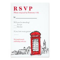 London Love Card