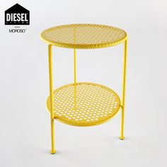 Moroso Diesel Collection Work is over side table