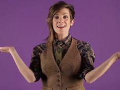 "COMEDIAN CAMERON ESPOSITO'S ""ASK A LESBIAN"" VIDEO IS ON POINT AND HILARIOUS"