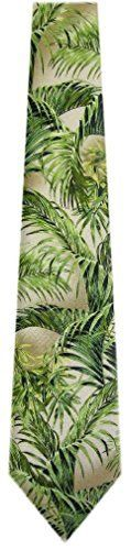 Tommy Bahama Necktie Green – Taupe  http://www.yourneckties.com/tommy-bahama-necktie-green-taupe/