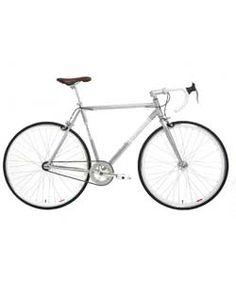 Buy Kingston Hoxton Fixie 50cm Frame Road Bike Sliver - Mens' at Argos.co.uk, visit Argos.co.uk to shop online for Men's and ladies' bikes
