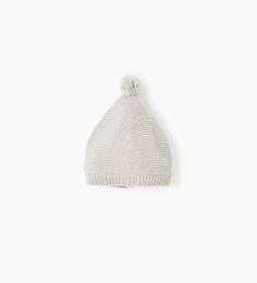 Image 1 de Bonnet à pompon de Zara