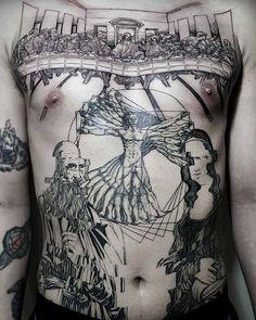 Tattoo by Oozy