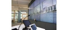 Arup presentations stand out on 15-LFD landscape video wall