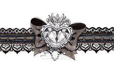 garter design tattoo - Pesquisa do Google