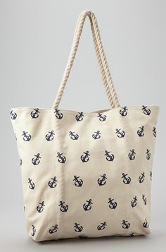 Anchor tote #accessories