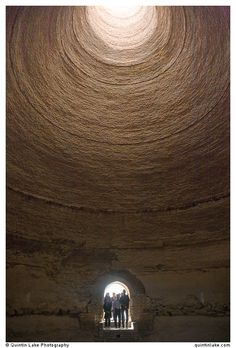 Ice house or Yakhchal, Abarqu, Iran