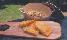Die Weskus-resep uit Die Burger se argief bevat geroomde vis met mieliebotterkoekies.