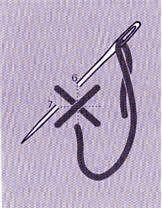 Les points de croix en broderie - La Boutique du Tricot et des Loisirs Créatifs Le Point, Embroidery Patterns, Bobby Pins, Hair Accessories, Boutique, Crochet, Stitches, Handmade, Bracelet