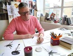 Giles Deacon On London Fashion Week's 'Healthy Competitiveness'