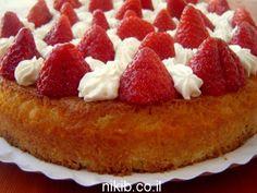 עוגת סברינה משגעת