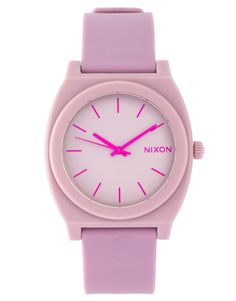Nixon Matt Thistle Watch watch out :) Pink watch Marc by Marc Jacobs bracelet map watch Pink Watch, Everything Pink, Cool Watches, Nixon Watches, Passion For Fashion, Pretty In Pink, Fashion Accessories, Purple, Pale Pink