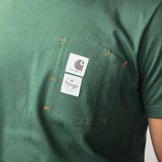 Carhartt WIP x Pelago : Tee by Mission Workshop - Weatherproof Bags & Technical Apparel