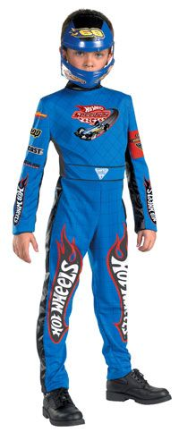Hotwheels Costume....where am i going to find this!
