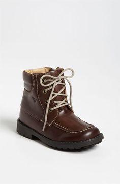 d3090af00 Armani Junior Leather Boot (Walker  amp  Toddler) available at  Nordstrom  Having A