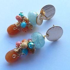 Earings colors
