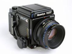 Mamyia RZ67 Pro IID