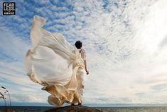 the prettiest wedding dress photo....ryan macdonald photographer