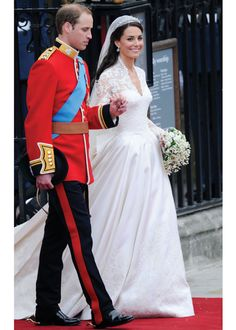 Catherine Middleton + Prince William