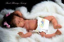 Reborn doll by Linda Murray Custom Mikey or Maria anatomical correct torso