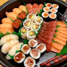 dream January 25 2020 at Sushi Lunch, Sushi Set, Cute Food, Good Food, Yummy Food, Japanese Food Sushi, Sushi Recipes, Food Platters, Food Goals