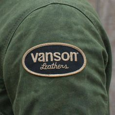 Image result for Vanson Logo