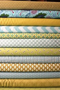 Fields of corn custom bundle Fat Quarter of by poppyseedfabrics