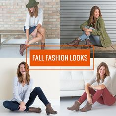 Cute boots are a must, versatility is a bonus! From street chic to classic casual, we make shoes that go with it all.