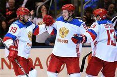 Russia wins against North America
