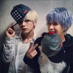 Hansol x B-joo | Hansol and B-joo