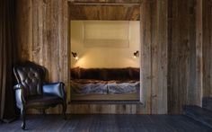 Aspen chalet bed. | japanesetrash.com