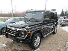 2014 Mercedes-Benz G-Class G550 AWD G550 4MATIC 4dr SUV SUV 4 Doors Black for sale in Fayetteville, NY Source: http://www.usedcarsgroup.com/used-mercedesbenz-for-sale-in-fayetteville-ny