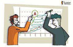 La innovación es un camino de mejora en cualquier ámbito de aplicación, si se trata de crear valor para el consumidor, ¿innovar es la clave?... Experiencia del Cliente #Customer Experience #Consumer #cliente #CXO  #custexp Ilustración creada por Luxortec.com