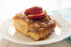 Creme Brulee Bread Pudding – Rhodes Bake-N-Serv