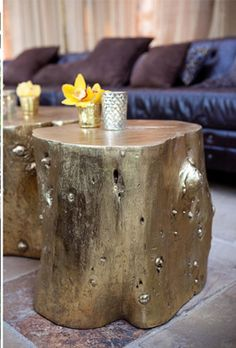 awesome gilded stumps