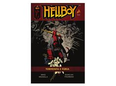 Hellboy: Tormenta e Fúria | Veja a prévia da edição nacional da HQ > Quadrinhos | Omelete