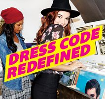 Dress Code Redefined