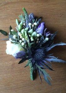Derwent Manor wedding - Corsage