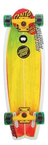x Land Shark Rasta Santa Cruz Skate, Longboard Decks, Tricycle, Nonfiction Books, Kids Toys, Shark, Ebay, Land, Longboards