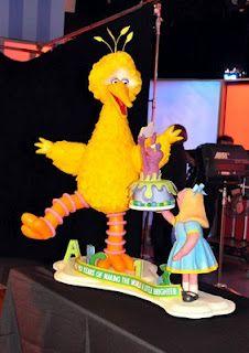 Food Network Challenge Sesame Street Cakes