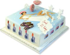 The Brilliant Bakers - Pamper Yourself Cake, £49.95 (http://www.thebrilliantbakers.co.uk/pamper-yourself/)