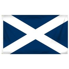 Online Stores Scotland St. Andrews Cross Printed Polyester Flag, 3 by 5-Feet by Online Stores. $10.05