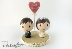 cake toppers @Christy Gomez