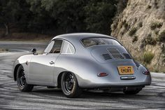 1959 Porsche 356 Emory Outlaw by Emory Motorsports Porsche 356 Outlaw, 1964 Porsche, Porsche 356 Speedster, Porsche 356a, Porsche Classic, Classic Cars, Porsche Sports Car, Porsche Cars, Custom Porsche