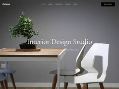 with very little effort on your part, this list of the Top Quality WordPress Themes Interior Design will help you build the ideal website for Interior Design Website, Best Interior Design, Interior Design Studio, Interior Design Services, Stylish Interior, Interior Stairs, Interior Architecture, Architecture Portfolio, Master Bedroom Design