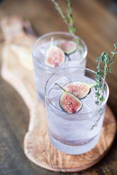 Fancy Fig Cocktails | Lindsey Brunk